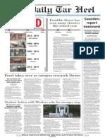 The Daily Tar Heel for Feb. 6, 2015