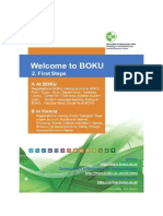 Welcome to BOKU
