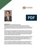 Managing Director Rajesh Agarwal