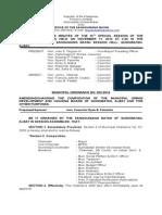 mun. ord. no. 022-2014