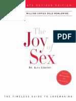 The Joy of Sex by Alex Comfort - Excerpt