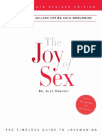 The Joy of Sex by Alex Comfort - Excerpt
