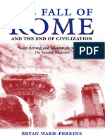 Ward - Perkins, B. - The Fall of Rome and the End of Civilization. 2005