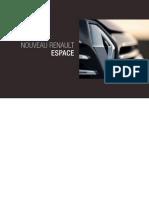 Brochure Espace