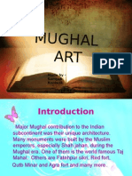 mughal art presentation