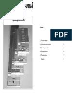 Vaga WL103 Manual En