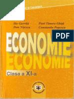 Manual Economie Clasa a XI A