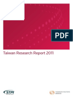 2011 Taiwan Research Report