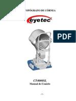 Manual CT4000SL v2