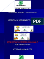 Assemblea Annuale dei Soci 2015.