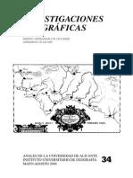 La Geografía y las distintas acepciones del espacio geográfico