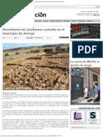 Descubierto Un Yacimiento Castreño en El Municipio de Astorga — Astorga Reda