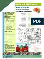 Campostella K-8 Project STEM Brochure