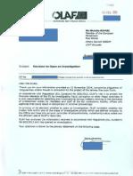 OLAF (office européen de lutte anti-fraude)