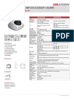 Datasheet of DS 2CD2532F I