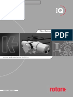 Rotork Actuator IQ Spec D900