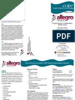 ACCRN Class Brochure April 9 & 10, 2015 Van Nuys CA