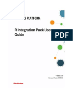 r Integration User Guide