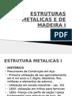 Estrutura Metalicas Aula 1