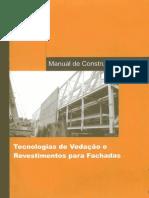 Manual Vedacoes estruturas de aço