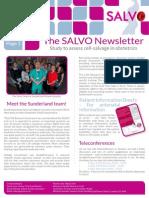 SALVO Newsletter Feb 15