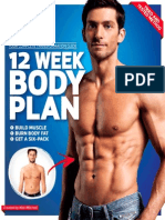 Men's Fitness - The 12 Week Body Plan