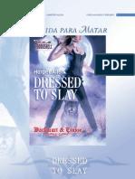 Harper Allen - Trilogía Darkheart & Crosse 01 - Vestida Para Matar
