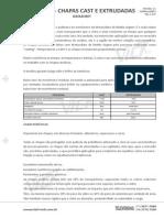 Datasheet-Acrilico Chapas Cast e Extrudadas