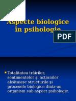 Aspecte biologice în psihologie 2.ppt