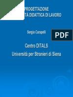 Unità Didattica - Dispense Schematiche - Power Point