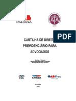 Cartilha Direito Prev 2014