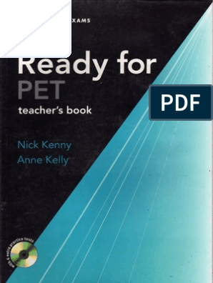 Ready For Pet Teacher S Book Pdf