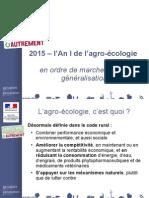 Présentation 2015 an 1 de l'agroécologie.pdf