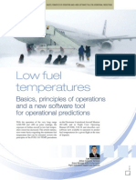 Low Fuel Temperatures