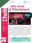 L'Hebdo 764