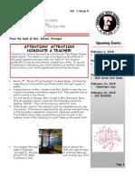 Riley Newsletter