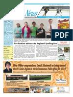 Sussex Express News 02/07/15