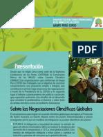Grupo Perú COP20 - Propuestas Temas Prioritarios COP20