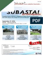 Basta...Subasta! Extravaganza_ September 27, 2014_ver9.15.2014