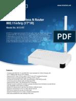N151RT Datasheet v1.0