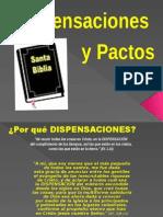Dispensaciones y Pactos