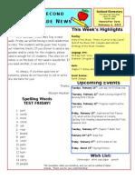 February 6 Newsletter