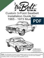 Retrobelt Mustang Instructions 090908 Final
