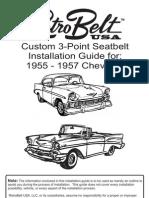 Retrobelt 55 to 57 Chevy Install 113006 Final