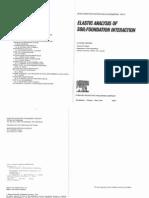 Elastic Analysis of Soil-Foundation Interaction-Selvadurai.pdf