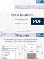 Siva Phase Diagram