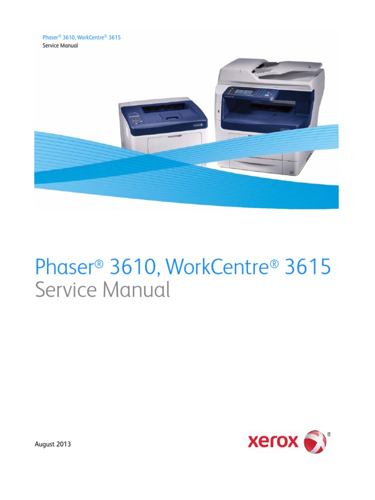 Xerox WorkCentre 3615 Service Manual | File Transfer Protocol |  Electrostatic Discharge