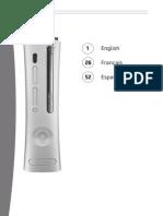 Manual Xbox 360