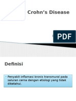 Chron's Disease Ppt