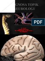 DIAGNOSA TOPIK NEUROLOGI